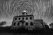 East Point Lighthouse in Heislerville, NJ