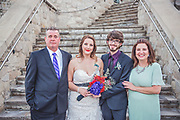 Cavell & Randy's Autumn Cambridge Mill Wedding