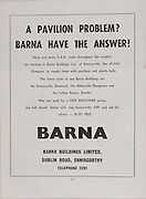 Barna Buildings Limited, Dublin Road, Enniscorthy,   Railway Cup Hurling Final. Munster v Leinster. Croke Park, Dublin. 17th March 1971. 17.03.1971.
