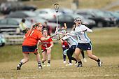 2015-03-25 NCAA Womens Lacrosse: Keystone at Notre Dame