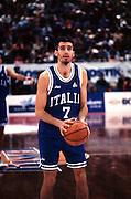 Roma All Star Game 1996<br /> riccardo pittis