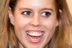 © Licensed to London News Pictures. 09/06/2016. York UK. HRH Princess Beatrice of York visiting the set of the York Minster Mystery Plays today. Photo credit: Andrew McCaren/LNP