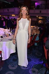 HEATHER KERZNER at the Caudwell Children's annual Butterfly Ball held at The Grosvenor House Hotel, Park Lane, London on 15th May 2014.