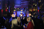 US Election Day 2012..Republican National Committee RNC Election party at the Ronald Reagan Building Washington DC