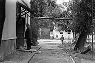 Transdnestria, 15/07/2004: street scene