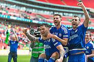 Grimsby Town v FC Halifax - FA TROPHY FINAL - 22/05/2016