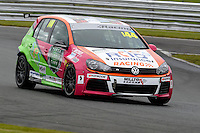 #144 Peter Davis VW Golf during the Maximumgroup.net VAG Trophy at Oulton Park, Little Budworth, Cheshire, United Kingdom. August 20 2016. World Copyright Peter Taylor/PSP.