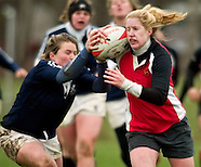 CIS Women's Rugby Guelph St.FX Friday