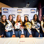 Hyundai Sun Bowl Selection Sunday, Stanford will Face Pitt in the 85th Annual Hyundai Sun Bowl on December 31, 2018 in El Paso Texas, Andres Acosta   El Paso Herald-Post