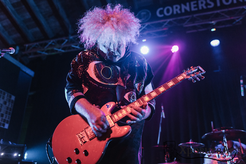 The Melvins perform at the Cornerstone in Berkeley, CA