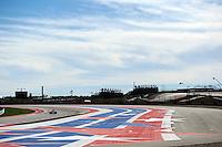 Kimi Raikkonen (FIN) Ferrari F14-T.<br /> United States Grand Prix, Friday 31st October 2014. Circuit of the Americas, Austin, Texas, USA.