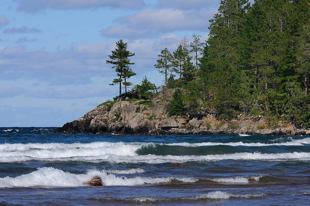 Little Presque Isle, Lake Superior