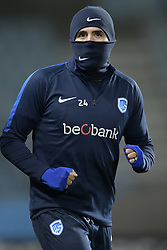 November 28, 2018 - Malmo, SWEDEN - Genk's Alejandro Pozuelo pictured during the training session of Belgian soccer team KRC Genk in Malmo, Sweden, Wednesday 28 November 2018. Genk will meet Swedish club Malmo on the fifth day of the UEFA Europa League group stage, in group I. BELGA PHOTO YORICK JANSENS (Credit Image: © Yorick Jansens/Belga via ZUMA Press)