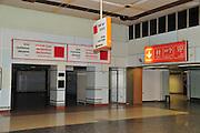Israel, Ben-Gurion international Airport, Terminal 3, Arrival hall customs control