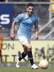 Lorenzo Gonzalez of EDS Team Manchester City during the Pre-season Friendly match between NAC Breda and EDS Team Manchester City at Rat Verlegh stadium on August 04, 2018 in Breda, The Netherlands