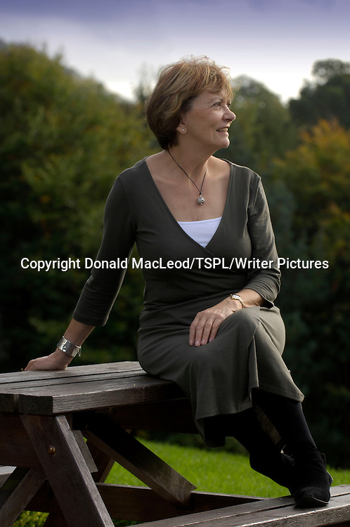 Joan Bakewell, photographed during a visit to Stirling University where she is a visiting Professor in Media Studies<br /> <br /> copyright Donald MacLeod/TSPL/Writer Pictures<br /> contact +44 (0)20 822 41564<br /> info@writerpictures.com<br /> www.writerpictures.com