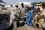 Residents from SWAT valley begin arriving at Shaik Shazad IDP camp at outside of Mardan in North West Frontier Province...Within four days more than 2000 families have reportedly registered as IDP's seeking shelter and food at the hastily arranged camp. According to UNHCR Some 500,000 residents have fled SWAT and neighboring provinces since August 2008. On Thursday the Pakistan Government announced a military operation to 'eliminate' Taliban militants form the SWAT Valley. A further 1 million IDP's are expected in the coming weeks as the military advances throughout SWAT valley towards achieving their military goals..