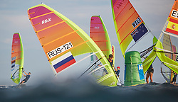 The 2017 RS:X Windsurfing World Championships, Enoshima, Japan <br /> from 16-23 September 2017 with 168 sailors (102 Men and 66 Women)<br /> @Robert Hajduk / ShutterSail / RS:X Class