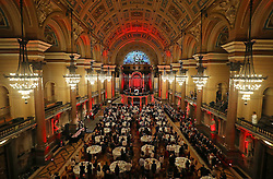 General view of Liverpool Town Hall, where the 96 victims of the Hillsborough disaster have been posthumously awarded the Freedom of the City.