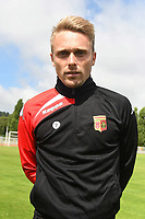 Nicolas Barthelemy during the Friendly match between Lens and Quevilly Rouen on 1 July 2017, in France. ( Photo by Philippe le Brech / Icon Sport )