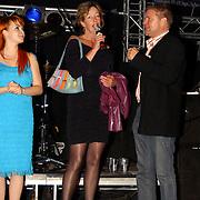 Premiere Stille Nacht, Victoria Koblenko, regiseusse Ineke Houtman en Rene Mioch