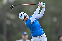 January 19, 2019 - Lake Buena Vista, FL, U.S. - LAKE BUENA VISTA, FL - JANUARY 19: Eun-Hee Ji of South Korea tees off on hole 16 during the third round of the Diamond Resorts Tournament of Champions on January 19, 2019, at Tranquilo Golf Course at Fours Seasons Orlando in Lake Buena Vista, FL. (Photo by Roy K. Miller/Icon Sportswire) (Credit Image: © Roy K. Miller/Icon SMI via ZUMA Press)