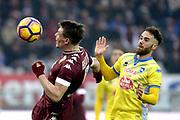 © Filippo Alfero<br /> Torino-Pescara, Serie A 2016/2017<br /> Torino, 12/02/2017<br /> sport calcio<br /> Nella foto: Andrea Belotti Torino gol 5-0