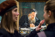 Leo Tolstoy by Nikolai Ge, 1884 - Russia and the Arts: The Age of Tolstoy and Tchaikovsky - Part of a cultural exchange with the State Tretyakov Gallery in Moscow, a new exhibition marking the 160th anniversary of both galleries. Works include key figures from the 'golden age of the arts' in Russia, 1867-1914. Runs until June 26. Private view March 14. National Portrait Gallery, St Martin's Place, London.