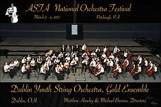 Dublin Youth String Orchestra, Gold Ensemble