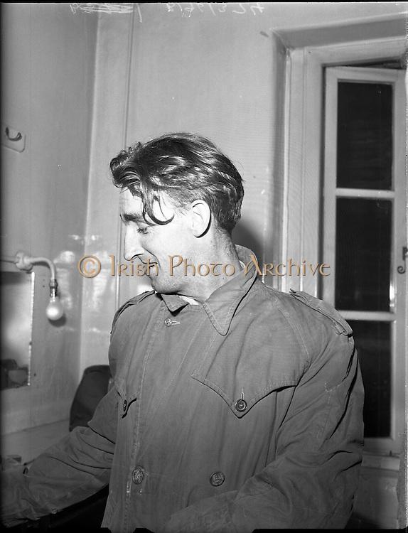 Dominic Behan - Author at Gaiety Theatre. Dominic Behan (22 October 1928 – 3 August 1989; Irish: Doiminic Ó Beacháin) was an Irish songwriter, short story writer, novelist and playwright..29/09/1959