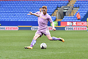 Reading Midfielder,  Stephen Quinn on the ball during the Sky Bet Championship match between Bolton Wanderers and Reading at the Macron Stadium, Bolton, England on 2 April 2016. Photo by Mark Pollitt.
