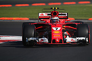 October 27-29, 2017: Mexican Grand Prix. Kimi Raikkonen (FIN), Scuderia Ferrari, SF70H
