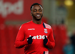 Saido Berahino of Stoke City - Mandatory by-line: Matt McNulty/JMP - 01/02/2017 - FOOTBALL - Bet365 Stadium - Stoke-on-Trent, England - Stoke City v Everton - Premier League