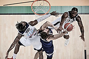 Stefano Mancinelli <br /> Happy Casa Brindisi - Pompea Fortitudo Bologna <br /> LBA Final Eight 2020 Zurich Connect - Semifinale<br /> Basket Serie A LBA 2019/2020<br /> Pesaro, Italia - 15 February 2020<br /> Foto Mattia Ozbot / CiamilloCastoria