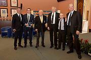 DESCRIZIONE : Roma Basket Day Hall of Fame 2014<br /> GIOCATORE : Boscia Tanjevic Carlo Recalcati Alessandro Gamba Marino Zanatta Dan Peterson Fabrizio Della Fiori<br /> SQUADRA : FIP Federazione Italiana Pallacanestro <br /> EVENTO : Basket Day Hall of Fame 2014<br /> GARA : Roma Basket Day Hall of Fame 2014<br /> DATA : 22/03/2015<br /> CATEGORIA : Premiazione<br /> SPORT : Pallacanestro <br /> AUTORE : Agenzia Ciamillo-Castoria/GiulioCiamillo