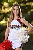 CPS JV Cheerleaders 2019-2020