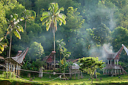 The Tana Toraja Highlands of South Sulawesi, Indonesia