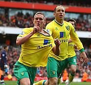 Arsenal v Norwich  City 050512