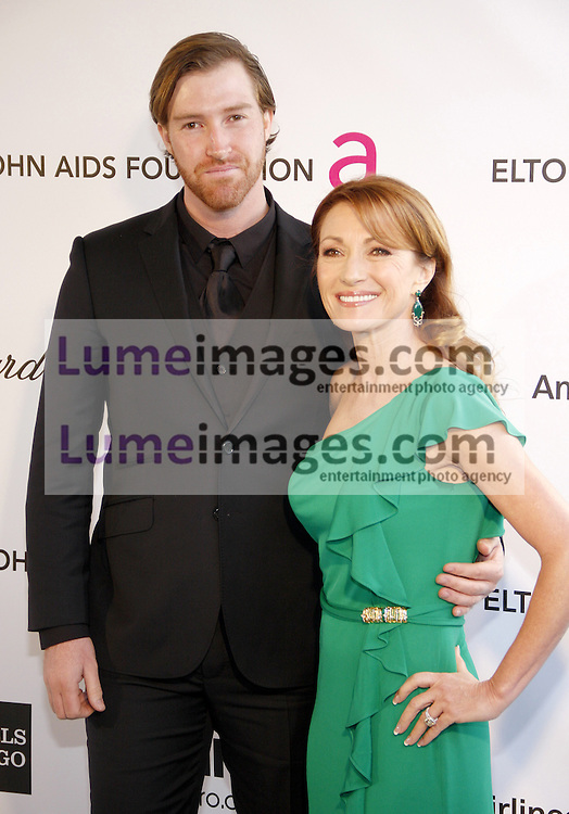 Jane Seymour at the 21st Annual Elton John AIDS Foundation Academy Awards Viewing Party held at the Pacific Design Center in West Hollywood on February 24, 2013 in Los Angeles, California. Credit: Lumeimages.com