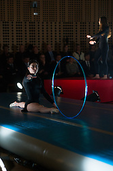 Performers during 52th Annual Awards of Stanko Bloudek for sports achievements in Slovenia in year 2016 on February 14, 2017 in Brdo Congress Center, Brdo, Ljubljana, Slovenia.  Photo by Martin Metelko / Sportida