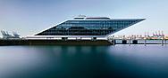 Dockland Offices by Hadi Teherani