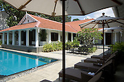 """A 250 yr old colonial bungalow and adjoining stores/warehouses that occupy an extent of 2 acres of land in the heart of Colombo. is now the newly refurbished charming, friendly 12-room boutique hotel, The Park Street Hotel. It is one of the few remaining bungalows of its kind in Colombo, formerly the home of a colourful and eccentric couple who were members of Colombo?s """"elite""""."""