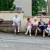 France, Auvillar. May/26/2018.