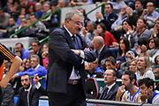 DESCRIZIONE : Eurolega Euroleague 2014/15 Gir.A Dinamo Banco di Sardegna Sassari - Nizhny Novgorod<br /> GIOCATORE : Meo Sacchetti<br /> CATEGORIA : Allenatore Coach Ritratto<br /> SQUADRA : Dinamo Banco di Sardegna Sassari<br /> EVENTO : Eurolega Euroleague 2014/2015<br /> GARA : Dinamo Banco di Sardegna Sassari - Nizhny Novgorod<br /> DATA : 21/11/2014<br /> SPORT : Pallacanestro <br /> AUTORE : Agenzia Ciamillo-Castoria / Claudio Atzori<br /> Galleria : Eurolega Euroleague 2014/2015<br /> Fotonotizia : Eurolega Euroleague 2014/15 Gir.A Dinamo Banco di Sardegna Sassari - Nizhny Novgorod<br /> Predefinita :