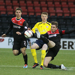 Airdrieonians v Arbroath | Scottish League One | 28 December 2013