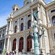 Kunsthistoriches Museum (History Museum) in Vienna, Austria