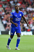 Leicester City Defender, Ricardo Pereira (14) during the Premier League match between Bournemouth and Leicester City at the Vitality Stadium, Bournemouth, England on 15 September 2018.