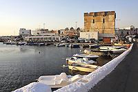 Villaggio di pescatori a Porto Cesareo (LE)
