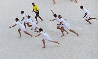 FIFA BEACH SOCCER WORLD CUP 2008 ITALY - SPAIN  26.07.2008 Team Italy celebrates.