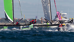 6th March 2016. Fremantle, WA. World Match Racing Tour.